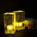 Candle Table Lamp (China)