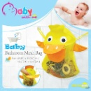 Baby Bathroom Mesh Bag (Duck) (Hong Kong)