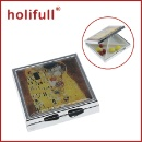 4 Compartment Metal Pill Case (China)