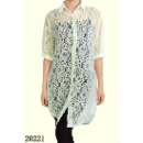 Fashion Lace Shirt (Hong Kong)
