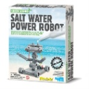 Salt Water Powered Robot (Hong Kong)