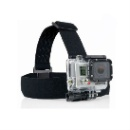 Elastic Adjustable Head Strap Mount For Gopro Hero 3 2 Cameras Accessories (China)