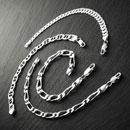 Sterling Silver Chain (Italy)
