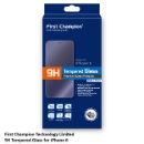 First Champion Screen Protector Premium Tempered Glass for iPhone 6 (Hong Kong)