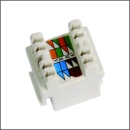 Keystone Jack CAT5E/CAT6 RJ45 for Cable and Box (China)