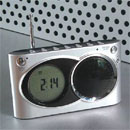 Digital clock radio (Hong Kong)
