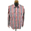 Cotton Check Shirt (Hong Kong)
