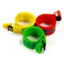 Bracelet Shape USB  Flash Drive Gift For Kids Factory Price, Rosh, Reach Compliant (Hong Kong)