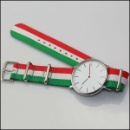 Stainless Steel Nylon Strap Mens Watches (China)