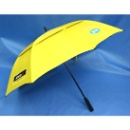 Vented Golf Umbrella with Windproof Function (Hong Kong)