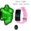 Touch OLED Screen Smart HR Bracelet Water Resistance (China)