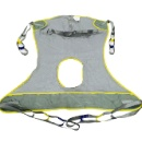 Full Body Mesh Sling With Commode Opening (Hong Kong)