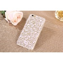 Y+X iPhone 6/6s Lace TPU Soft Case - Lace Pink (Hong Kong)