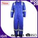 Blue Long Sleve Reflective Workwear Overalls  (Hong Kong)