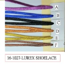 Lurex Shoelace (Hong Kong)