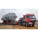 Oversize and Overweight Equipment Transportation by Sea (Hong Kong)