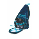 2 Person Picnic Sling Backpack with Cooler Compartment (China)
