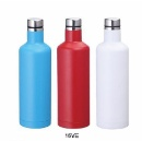 Double Wall Stainless Steel Vacuum Wine Bottle (Hong Kong)