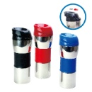 S/S Hot/Cold Tumbler with Silicone (Hong Kong)