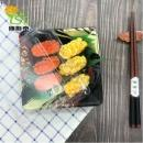Square Meal Box Sushi Plastic Blister Box with Lid (China)
