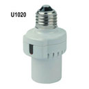 IR Switch Lightbulb Holder (Hong Kong)