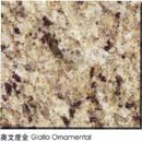 Granite, Giallo Ornamental (China)