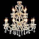Crystal Chandelier (China)