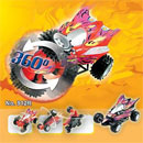 RADIO CONTROL TOY - STUNT VEHICLE (Hong Kong)
