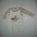 Quality knitting garment for children (China)