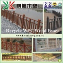 Recycle WPC Wood Fence (Hong Kong)