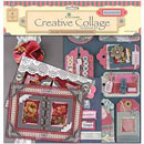 "Scrapbooking - Creative Collage - 12"" x 12"" Kit (Hong Kong)"