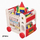 Toy Block Trolley (China)