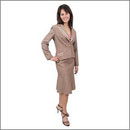 Ladies business suit (Hong Kong)