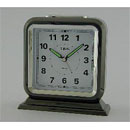 Metal Square Bell Alarm Clock (Hong Kong)