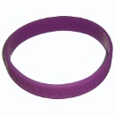 Promotional  leaher wristband (China)