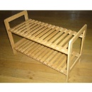 Bamboo Shoe Rack  (Hong Kong)
