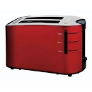 2-Slice Full Function Toaster in Spicy Red (China)