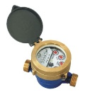 Liquid Filled Water Meter (China)