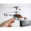 3 channel R/C alloy Helicopter with gyro (China)