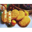 Breaded Potato Cake with Vegetable (China)