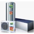 Floor Warm-up Air Source Water Heater  (China)