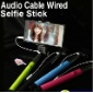 Wire Cable Mobile Phone Monopod (Hong Kong)